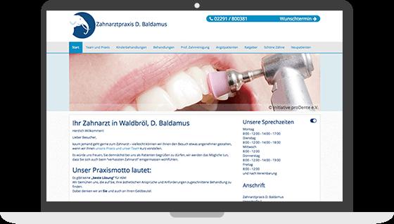 Zahnarzt-Waldbroel-laptop